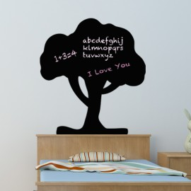 Sticker ardoise Grand arbre