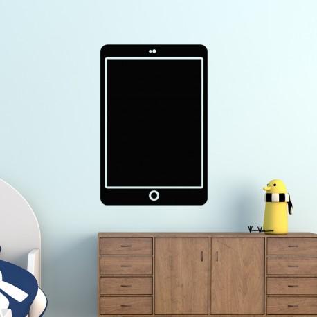 Sticker ardoise Design smartphone