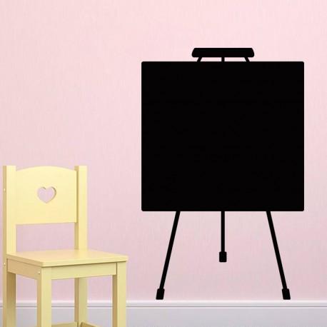 sticker ardoise design tableau de peinture. Black Bedroom Furniture Sets. Home Design Ideas