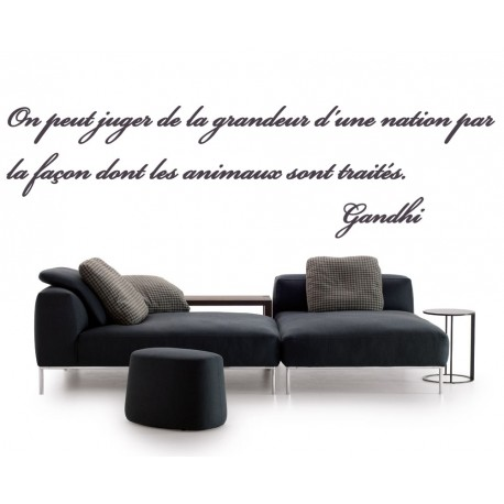 Citation de Gandhi 7