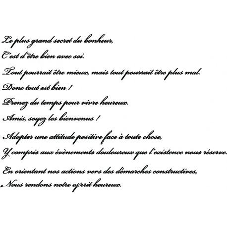 Pack 5 citations