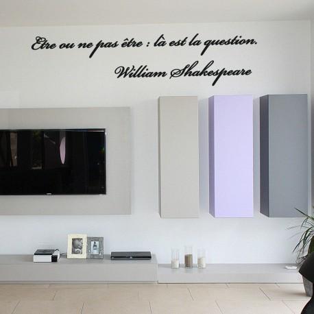 Citation de William Shakespeare 1