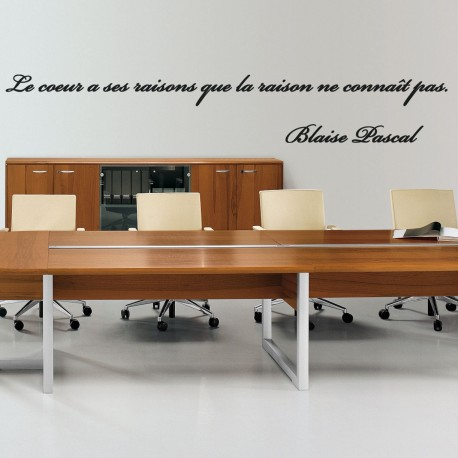Citation de Pascal Blaise