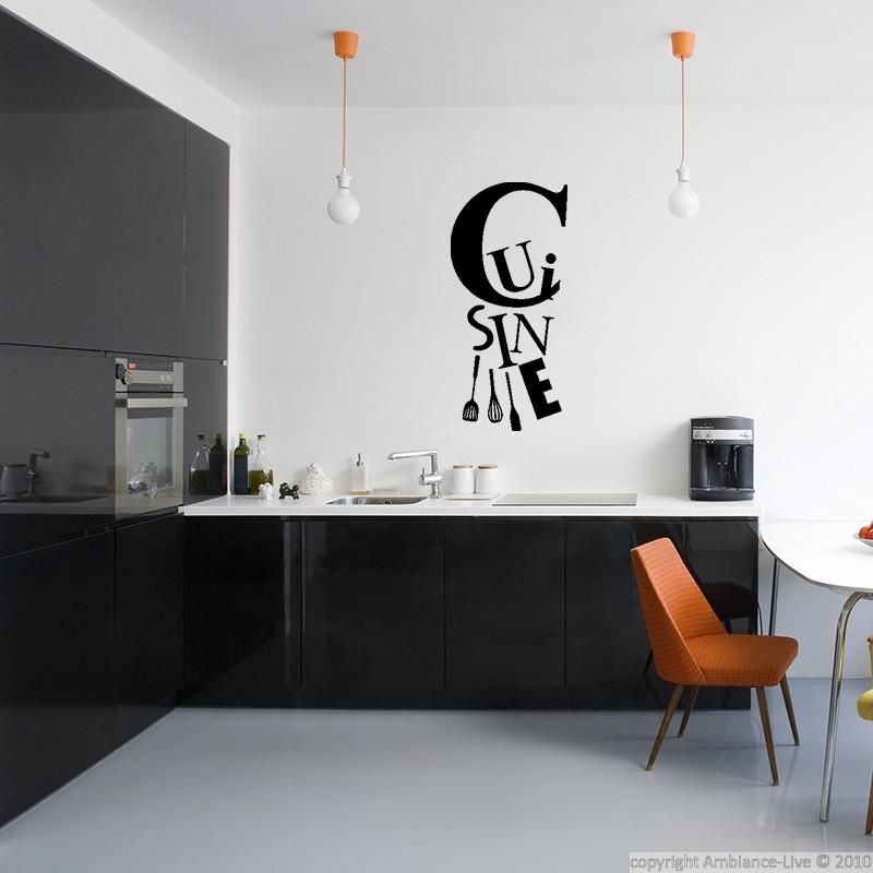 Stickers muraux pour cuisine stickers muraux pour la - Stickers pour la cuisine ...