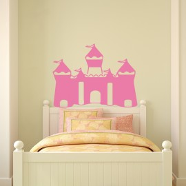 stickers princesses pour d corer la chambre de votre b b. Black Bedroom Furniture Sets. Home Design Ideas