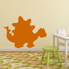 Sticker Dinosaure à pointe-Opensticker, boutique en ligne de stickers muraux idéales pour garder une âme d'enfant !
