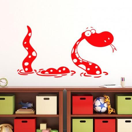Sticker Monstre du Lockness-Opensticker, boutique en ligne de stickers muraux idéales pour garder une âme d'enfant !