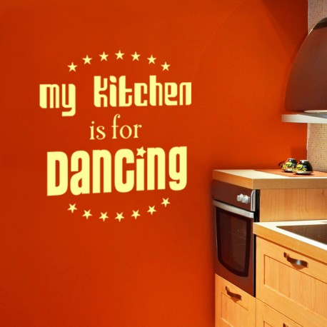Sticker My kitchen