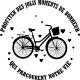 Sticker Profitez des jolis moments de bonheur