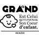 Sticker Le grand 2