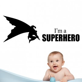 Sticker I'm a superhero