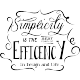 Sticker The best form of efficency