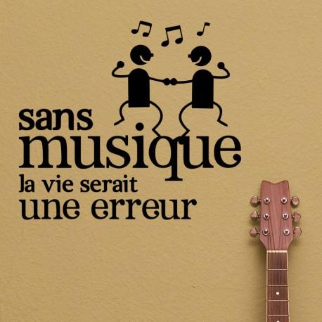 Sticker Sans musique
