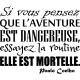 Sticker L'aventure