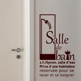 Sticker salle de bain 2