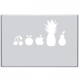 Sticker Pomme et les fruits