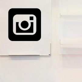 Sticer symbole instagram
