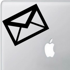 Sticker symbole mail