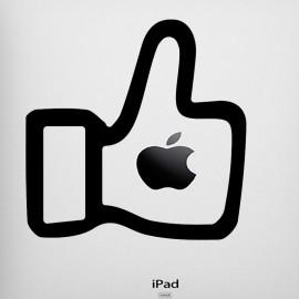 Sticker symbole like