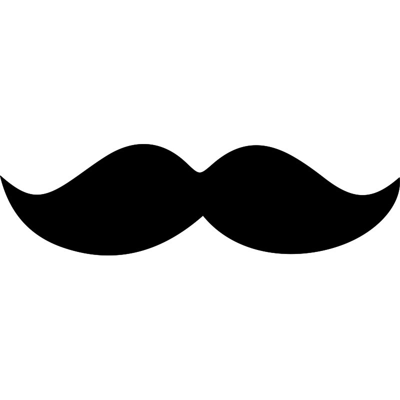 pics photos mustache stickers mustache pattern wall decal nursery modern vinyl sticker