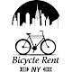 Sticker bicycle rent NY