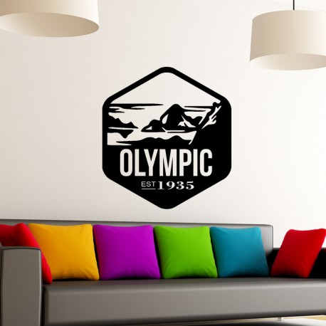 Sticker olympic Est 1935