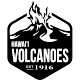 Sticker Hawai'i volcanoes Est 1916