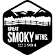 Sticker great smoky MTNS Est 1934