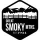 Sticker great smoky MTNS Est 1934