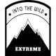 Sticker Into the wild
