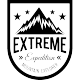 Sticker Extreme expedition