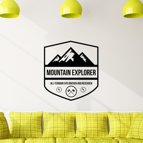 Sticker Mountain explorer