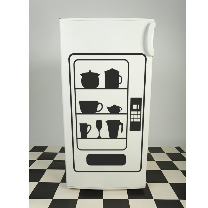 Sticker d co distributeur - Object deco wc ...