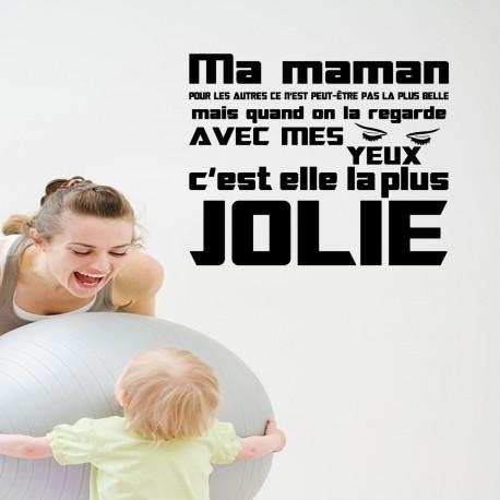 Sticker ma maman