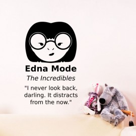 Sticker Edna mode the incredibles