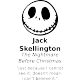 Sticker Jack Skellington