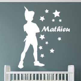 Sticker Peter Pan