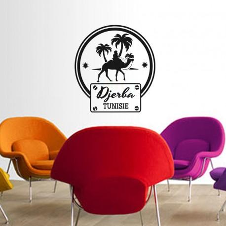 Sticker Djerba Tunisie