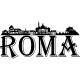 Sticker Roma