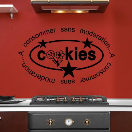 Stickker cookies à consommer sans modération...