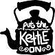 Sticker put the kettle on