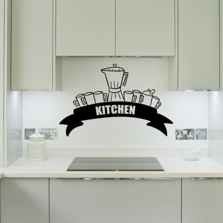 Sticker kitchen 3