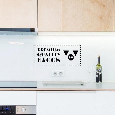 Sticker premium quality bacon