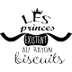 Sticker les princes existent au rayon biscuits