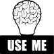Sticker use me