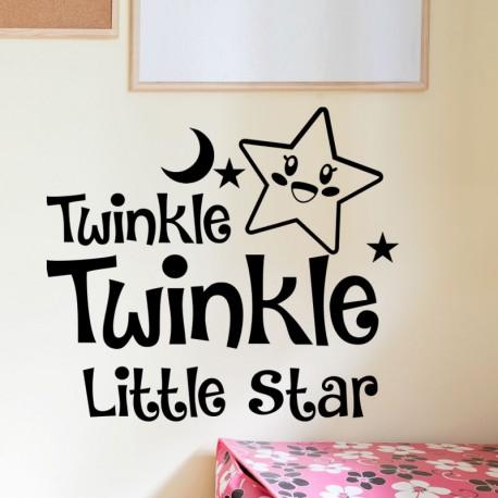Sticker twinkle