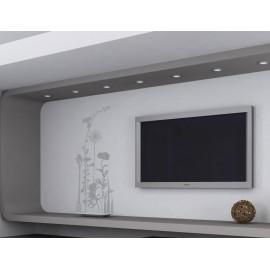 sticker citation de mark twain. Black Bedroom Furniture Sets. Home Design Ideas