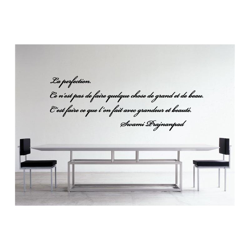 sticker citation de swami prajnanpad stickers citation texte opensticker. Black Bedroom Furniture Sets. Home Design Ideas