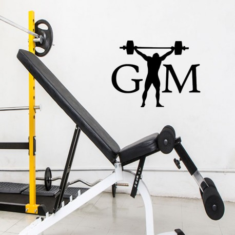 Sticker gym