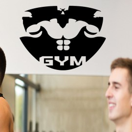 Sticker gym 2
